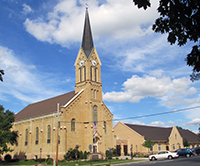 Our Lady of the Prairie Catholic Church